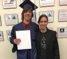 Josiah's Graduation from Colorado School of Media, Nov., 2015